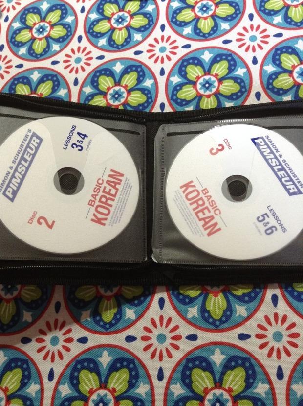 pimsleur cds
