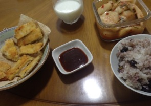 Homemade Donkatsu (집에서 만든 돈까스)